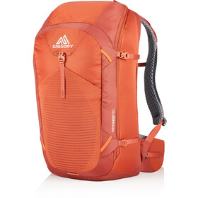 Gregory Tetrad 40 Rucksack Herren ferrous orange